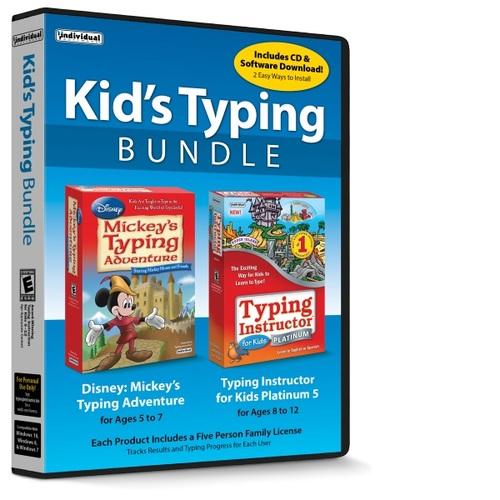 Kid's Typing Bundle (Download)