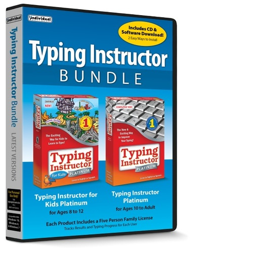 Typing Instructor Bundle (Download)