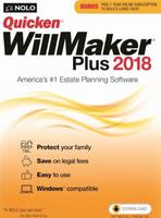 Quicken WillMaker 2018 (Mac- Download)