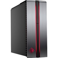 HP OMEN 870-100 870-130 Gaming Desktop Computer - Intel Core i7 (6th Gen) i7-6700 3.40 GHz - 8 GB DDR4 SDRAM - 1 TB HDD - 256 GB SSD - Windows 10 Home 64-bit