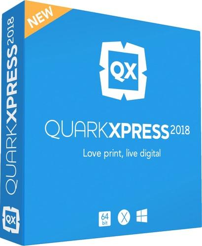 QuarkXpress 2018 (Download)