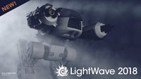 LightWave™ 3D® 2018 (5-User Lab Pack Upgrade with Electronic Manual)(Electronic Software Delivery)