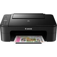 Canon PIXMA TS3120 Inkjet Multifunction Printer - Color - Photo Print - Desktop - White
