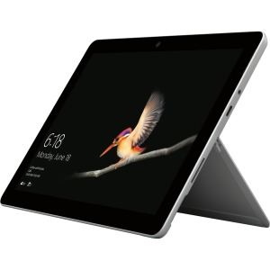 "Microsoft Surface Go Tablet - 10"" - 4 GB - Intel - 64 GB - Silver"