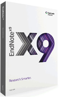 EndNote X9 Upgrade (Electronic Software Delivery)