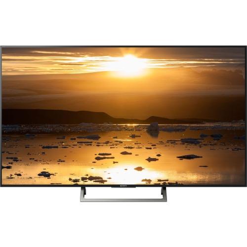 """Sony BRAVIA X800E XBR-55X800E 55"""" 2160p LED TV 16:9 - 4K UHDTV - Black, Dark Silver"""