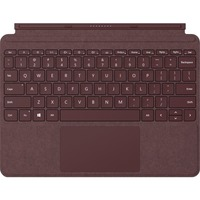 Microsoft Surface Go Keyboard Burgundy