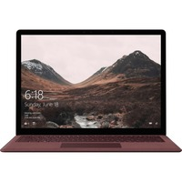 "Microsoft Surface Laptop 13.5"" Touchscreen LCD - Intel Core i7-7660U Dual-core, 2.50 GHz - 8 GB - 256 GB SSD - Burgundy"
