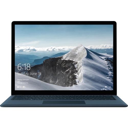 "Microsoft Surface Laptop 13.5"" Touchscreen LCD - Intel Core i7-7660U Dual-core, 2.50 GHz - 8 GB - 256 GB SSD - Cobalt Blue"