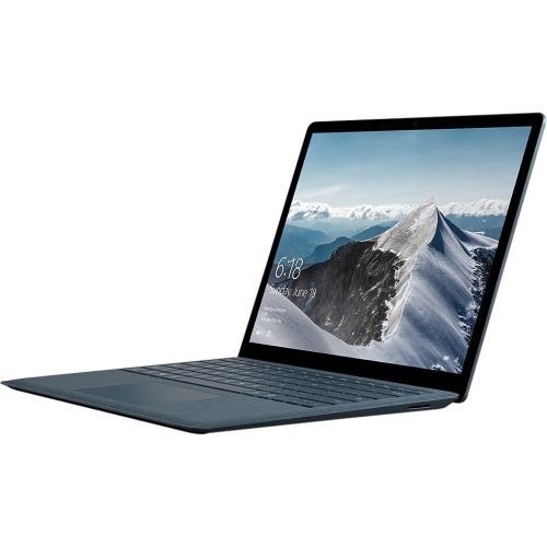 "Microsoft Surface Laptop 13.5"" Touchscreen LCD - Intel Core i7-7660U Dual-core, 2.50 GHz - 16 GB - 512 GB SSD - Cobalt Blue"