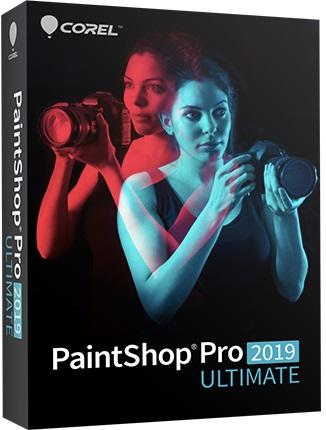 PaintShop Pro 2019 Ultimate (Electronic Software Delivery)