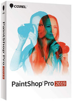 PaintShop Pro 2019 (Electronic Software Delivery)