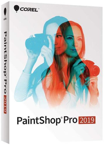 PaintShop Pro 2019 (Electronic Software Delivery)