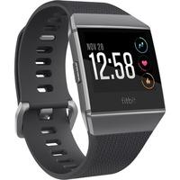 Fitbit Ionic Watch - Charcoal/Smoke Gray