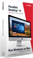 Parallels Desktop 13 for Mac (Student Edition)