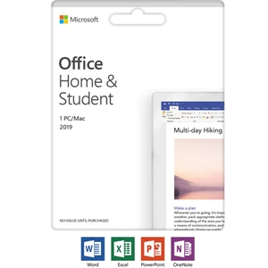 Office Home and Student 2019 (Product Keycard)