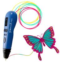 3D Magic Pen - 3D Printing Pen - holds 3-color filaments at a time