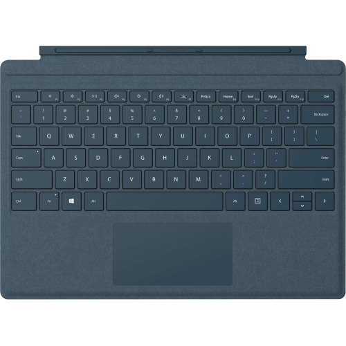 Microsoft Signature Type Cover Keyboard/Cover Case for Tablet - Cobalt Blue