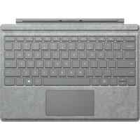Microsoft Signature Type Cover Keyboard/Cover Case Tablet - Platinum