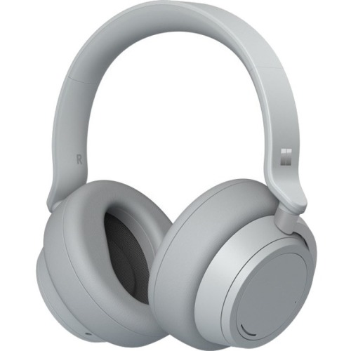 Microsoft Surface Bluetooth Noise-Canceling Headphones with Mic - Light Gray
