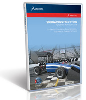 SolidWorks Student Edition 2017-2018 (12 Month License - Download only)