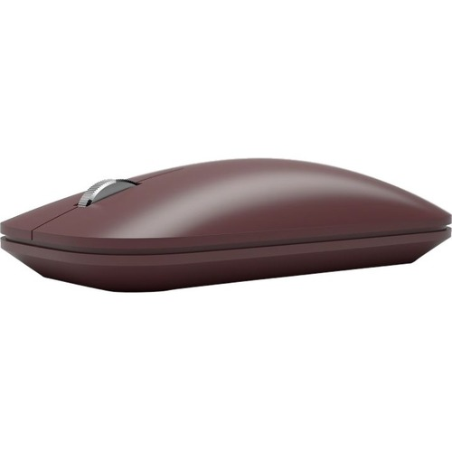 Microsoft Surface Mobile Mouse - BlueTrack - Wireless - Bluetooth - Black - Computer - Scroll Wheel - 4 Button(s)