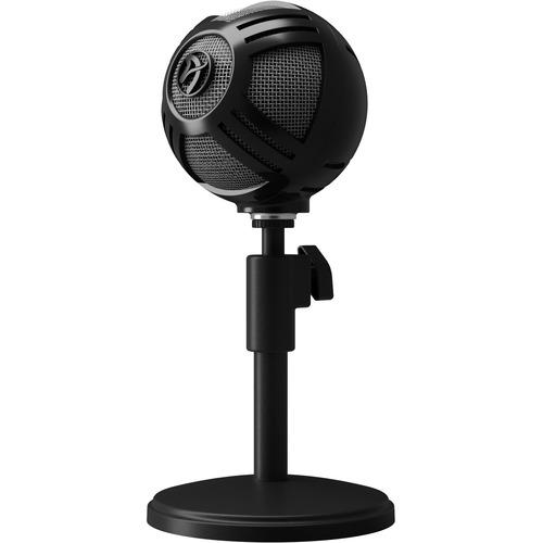 Arozzi Sfera Microphone - 50 Hz to 16 kHz - Wired - 44 dB - Condenser - Cardioid - Desktop - USB