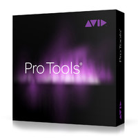 Pro Tools Student and Teacher Edition (Perpetual License with 1 Year Upgrades & Support - Activation Card)