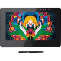 Wacom Cintiq Pro 24 (Touchscreen) with Wacom Flex Arm Desk Mount