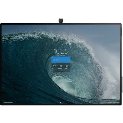 Surface Hub 2S All-in-One Interactive LCD Multi-Touch Platinum 50in 1 Year Warranty i5/8/128GB - Platinum