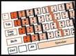SpeedSkin Keyboarding Reference Cards