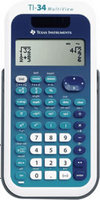 TI 34 MultiView Scientific Calculator