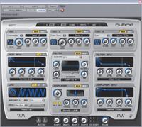 Hybrid High-Definition Synthesizer (Academic)